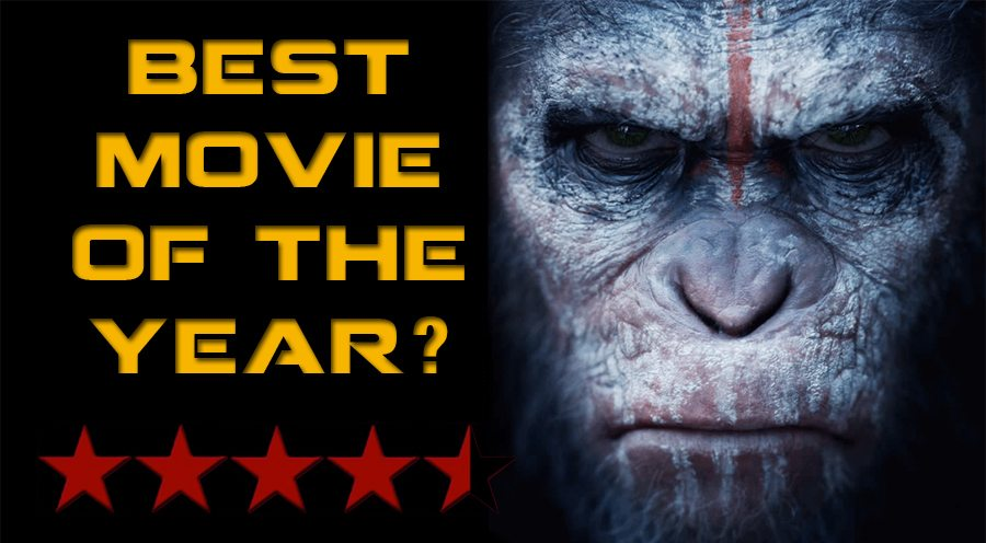 Apes best movie of the year